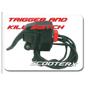 Skateboard Throttle Trigger
