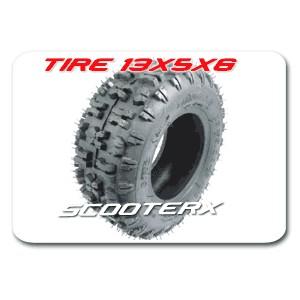 Sport Kart Tire 13x5x6