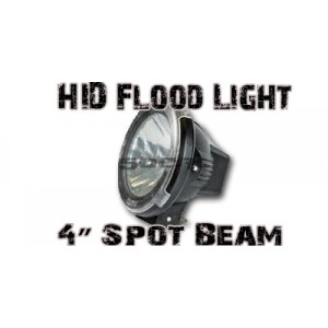 4'' Spot Beam HID Light