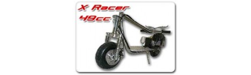 49cc ESX-Racer and X-Racer Parts