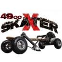 49cc SkaterX