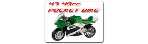 47cc-49cc Pocket Pike Parts