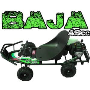 49cc Baja Off Road Go Kart
